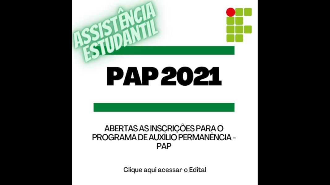 Resultado Final PAP 2021